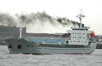 Sider Sun IMO 9343065 5029gt Built 2005 General Cargo Ship Flag Malta