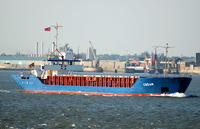 Cedar  IMO 8100624 1499gt Built 1981 General Cargo Ship