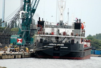 Skulptor Anikushin IMO 8728828 4911gt Built 1989 General Cargo Ship Flag Russia
