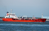 Stolt Razorbill IMO 9016870 3716gt Built 1995 Chemical Tanker Flag UK
