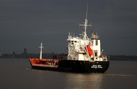 Stolt Kite IMO 8920555 3206gt Chem/Oil Products Tanker Built 1992