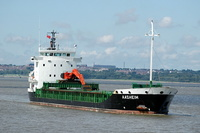 Aasheim IMO 9247106 4112gt Built 2001 General Cargo Flag Norway