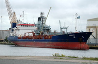 Annuity IMO 8618994 1711gt Built 1988 Chemical Tanker Flag UK