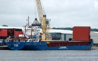 Pilsum IMO 9015448 1662gt Built 1993 General Cargo Ship Flag Antigua Barbuda