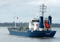 Stelle Lyra IMO 8801084 2874gt Built 1989 Chemical/Ol Products Tanker Flag Netherlands