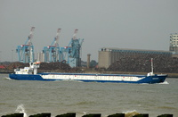Rorichmoor  IMO 9375795 2164gt Built 2006 General Cargo Ship Flag Antiqua Barbuda