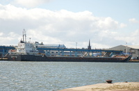 Volodymyr Ukrainets  IMO 9245304 2842gt Built 2002 General Cargo Ship Flag Ukraine