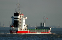 Gooteborg IMO 9179311 2820gt Built 1998 General Cargo Ship Flag Neth Antilles