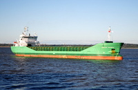Arklow Rainbow   IMO 9344497 2999gt Built 2005 General Cargo Ship Flag Ireland