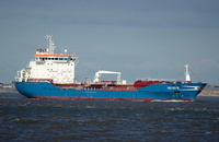 Gelso M    IMO 9367360 11250gt Built 2008 Chemical/Oil Products Tanker Flag Turkey