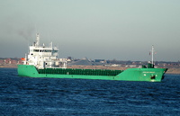 Arklow Rally   IMO 9250414 2999gt Built 2002 General Cargo Ship Flag Netherlands inward for the Manchester Ship Canal