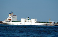 Ingrid Gorthon IMO 7524213 12750gt Built 1977 Palletised Cargo Ship Flag Cyprus