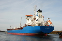 Vulcano M  IMO 9251743 13740gt Built 2004 Chemical/Oil Products Tanker Flag Spain