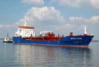 Marida Patani IMO 9373644 11000gt Built 2008 Chemical/Oil Products Tanker Flag Malta