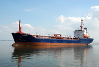 Rudderman IMO 9050670 4842gt Built 1994 Oil Products Tanker Flag Liberia