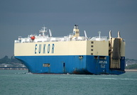 Asian Venture IMO 9114177 44891gt Built 1995 Vehicles Carrier Flag Panama Eukor Car Carriers Inc