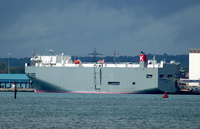 Southern Highway IMO 9338632 39422gt Built 2007 Vehicles Carrier Flag Panama