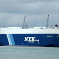 Artemis Leader IMO 9355202 62400gt Built 2008 Vehicles Carrier Flag Panama