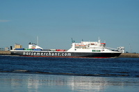 Dublin Viking  IMO 9136022 21856gt Built 1997 Passenger/RoRo Cargo Ship Flag UK