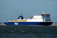 Norbank  P&O Irish Sea
