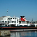 Royal Iris  IMO 8633712 464gt Built 1960 Mersey Ferry