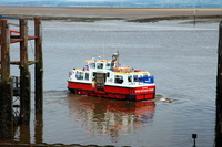 Wyre Rose Fleetwood to Knott End Ferry
