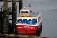 Wyre Rose operated by Wyre Marine Services