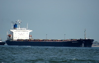 Grand Markela IMO 8811792 38022gt Built 1990 Bulk Carrier Flag Liberia