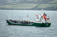 Lizrix IMO 9428188 1343gt Built 2008 Chemical/Oil Products Tanker Flag UK