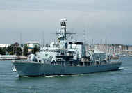 HMS St Albans F83 IMO 8949721 Type 23 Frigate