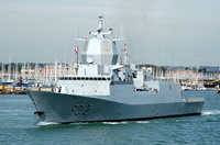 HNOMS Otto Sverdrup F312 Royal Norwegian Navy Frigate