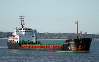 Alexander Tvardovskiy at Eastham IMO 9057290 2319gt Built 1996 General Cargo Ship Flag Malta