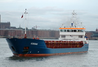 Kossau IMO 9356878 2452gt Built 2007 General Cargo Ship