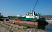 Calemax Enterprise  IMO 7343372 507gt Built 1974 General Cargo Ship Flag Cook Islands