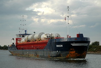 Rhoon   IMO 9226164 3957gt Built 2000 General Cargo Ship Flag Netherlands 12/9/06
