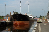 Ardent  IMO 8213445 700gt Built 1983 General Cargo Ship Flag UK
