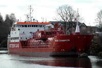 Sigas Champion IMO 9112143 2458gt Built 1995 LPG Tanker