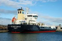 Atlantik Miracle IMO 9477490 7315gt Built 2008 Chemical/Oil Products Tanker Flag Malta