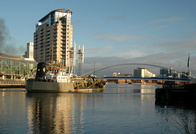 WD Mersey at Salford Quays