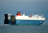 Baltic Ace IMO 9386216 23500gt Built 2007 Vehicles Carrier Flag Bahamas