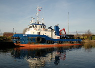 Tug North at Ellesmere Port
