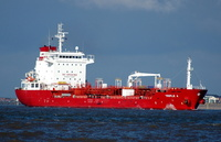 Triple A IMO 9322152 8539gt Built 2006 Chemical/Oil Products Tanker