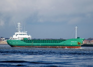 Arklow Sea IMO 9163623 2316gt Built 1998 General Cargo Ship Flag Netherlands