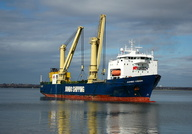 Jumbo Vision IMO 9153642 7966gt Built 2000 Heavy Lift Vessel Flag Netherlands