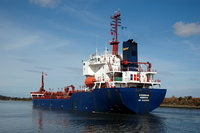 Steersman IMO 9050682 4842gt Built 1994 Oil Products Tanker Flag Liberia 21/3/10