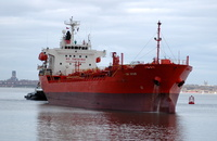Chem Star IMO 9193587 6301gt Built 1999 Chemical/Oil Products Tanker Flag Marshall Isles