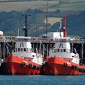 Percuil & Ankorva at Falmouth