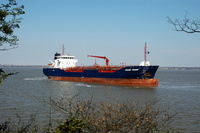 Solway Fisher at Eastham 17/4/2010