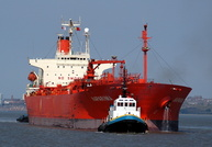 Naparima Chemical/Oil Products Tanker 17/4/2010