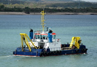 UKD Sealion IMO 9267314 224gt Built 2003 UK Dredging
